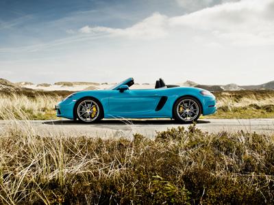 Die Faszination Sylt erfahren: Porsche Drive bei Porsche auf Sylt.