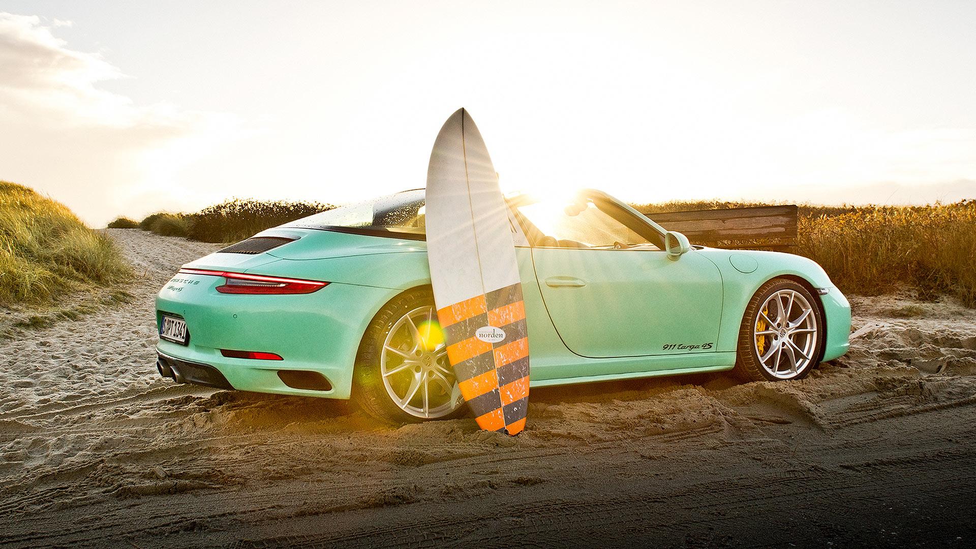 Porsche auf Sylt » Startseite
